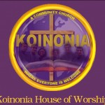 Koinania House of Worship in Bellevue, Nebraska