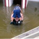 Katrina responder on 8.29.05