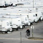 FEMA Trailer Camp