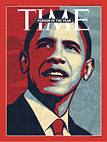 "Pres.-Elect Barack Obama "" 2008 Person of the Year"""