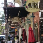 Frenchmen Street in the Marigny