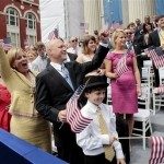 Mayor Mitch Landrieu's inauguration